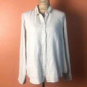 Slim Perfect Shirt in Irish Linen